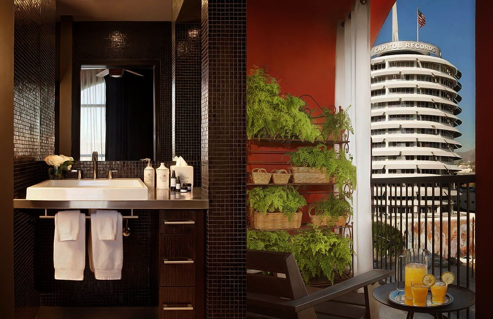 The Redbury Hollywood Boutique Hotel Hollywood and Vine Hotel 13