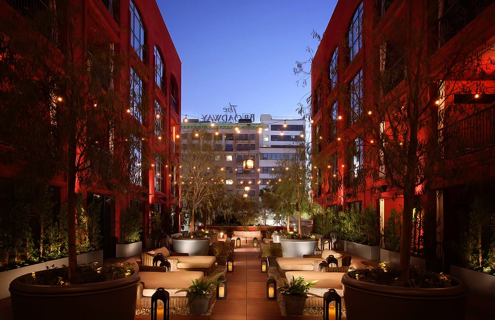 The Redbury Hollywood Boutique Hotel Hollywood and Vine Hotel 19