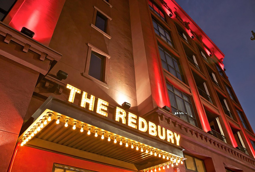 The Redbury Hollywood Boutique Hotel Hollywood and Vine Hotel 21