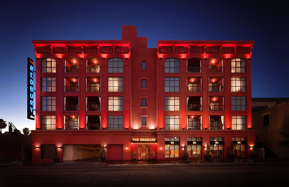 The Redbury Hollywood Boutique Hotel Hollywood and Vine Hotel 23