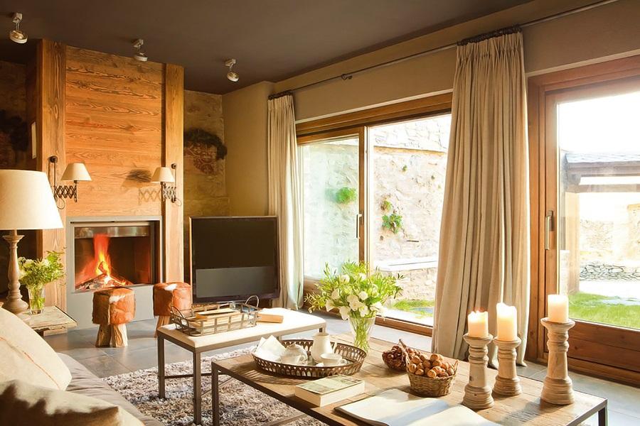 El Mueble Antes un viejo pajar, hoy un luminoso refugio 3