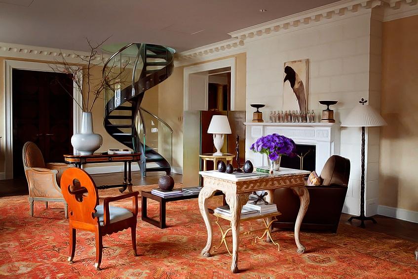 New York Penthouse Bunny Williams 4