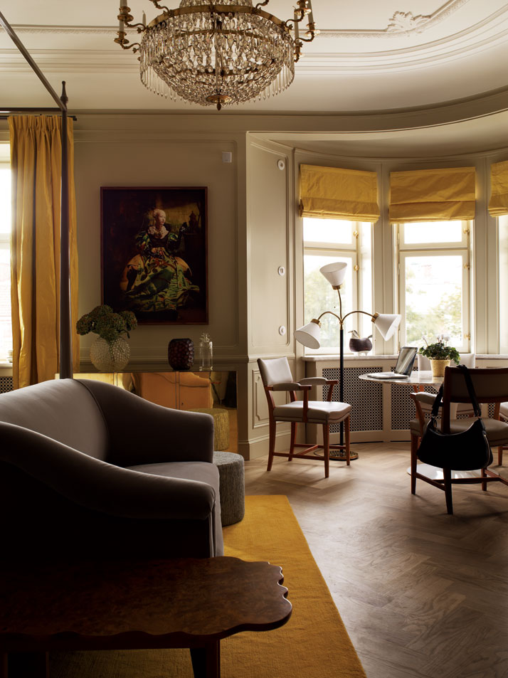 Yatzer Ett Hem Hotel By Studioilse In Stockholm Sweden 5