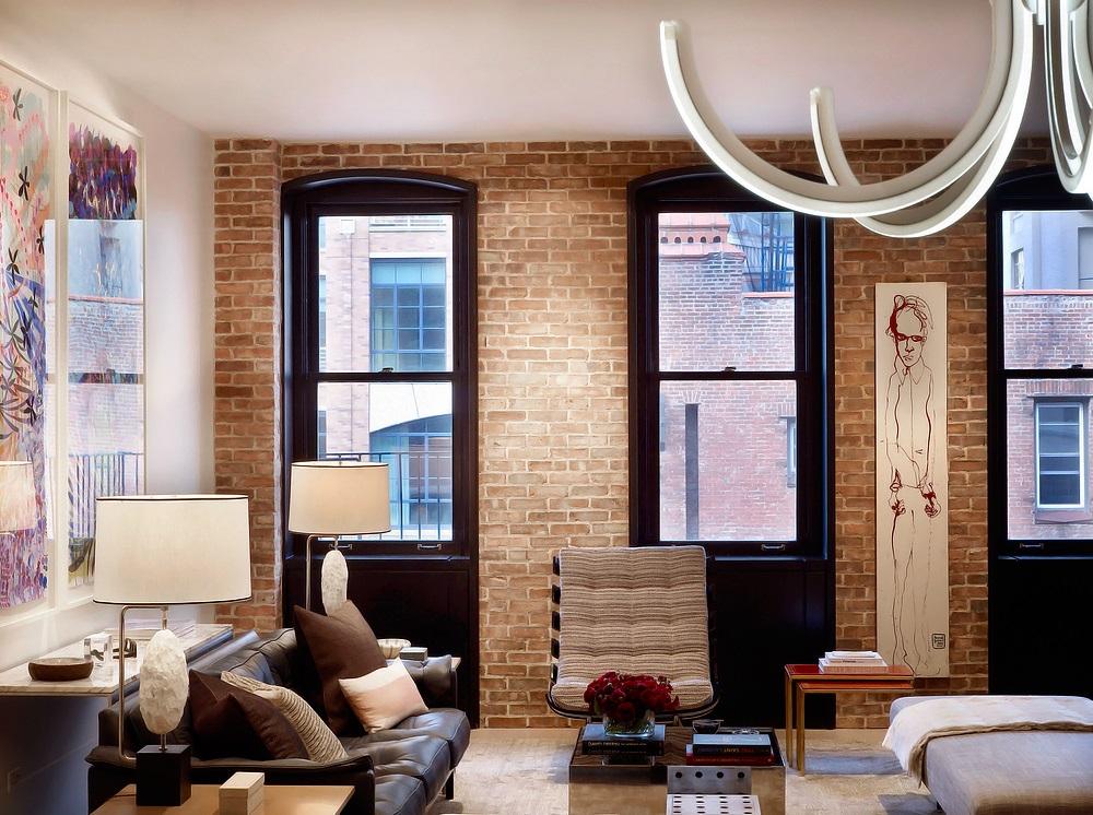 DIRK DENISON ARCHITECTS Tribeca Residence 1