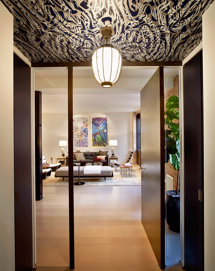 DIRK DENISON ARCHITECTS Tribeca Residence 2