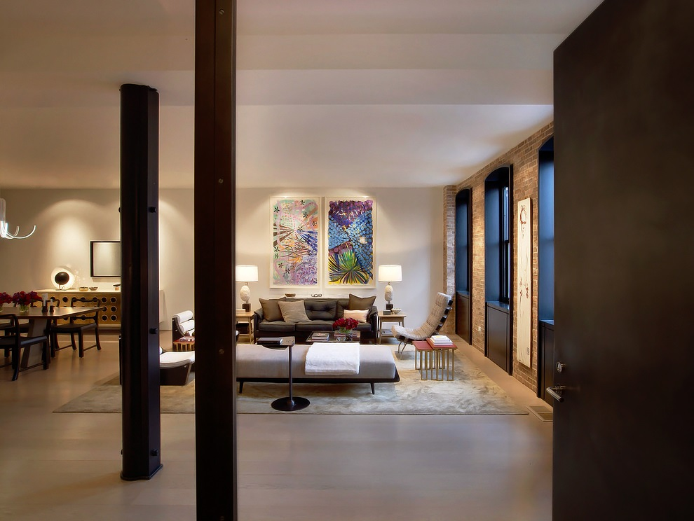 DIRK DENISON ARCHITECTS Tribeca Residence 3