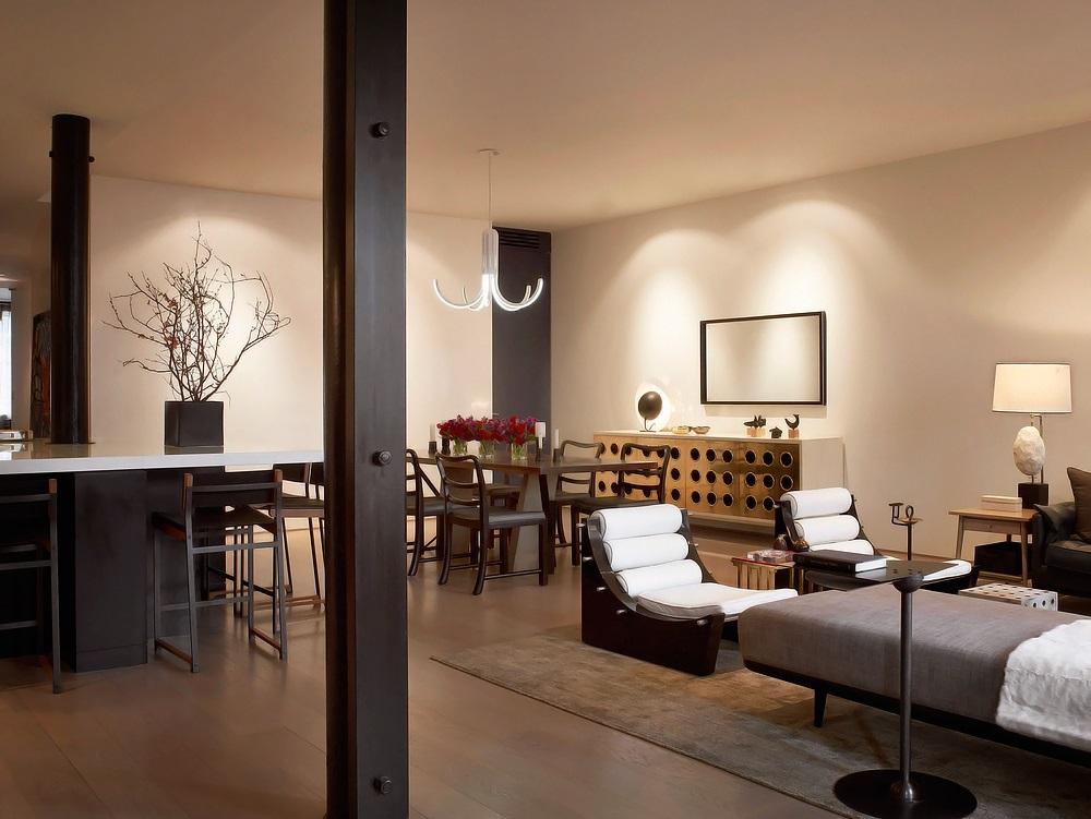 DIRK DENISON ARCHITECTS Tribeca Residence 4