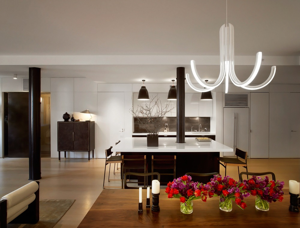 DIRK DENISON ARCHITECTS Tribeca Residence 5