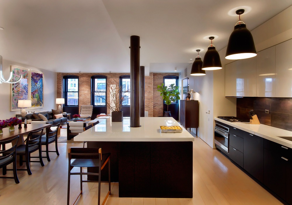 DIRK DENISON ARCHITECTS Tribeca Residence 6