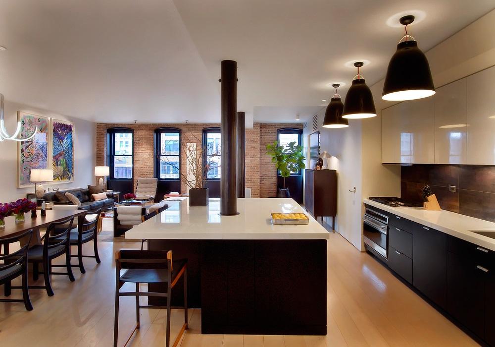 DIRK DENISON ARCHITECTS Tribeca Residence 6