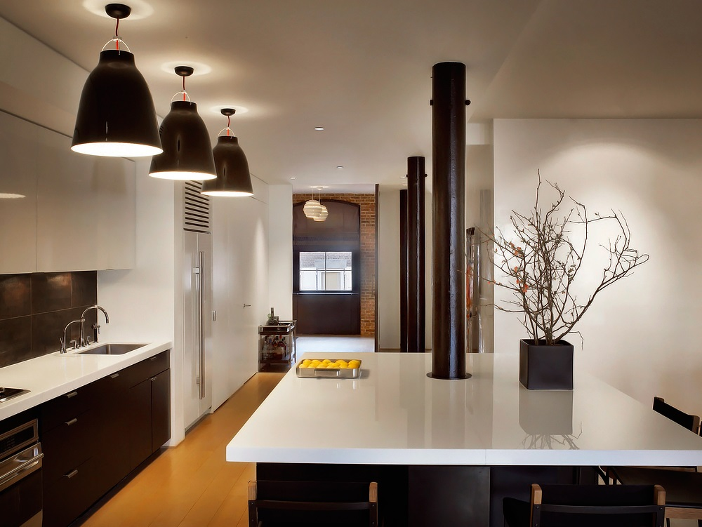 DIRK DENISON ARCHITECTS Tribeca Residence 7