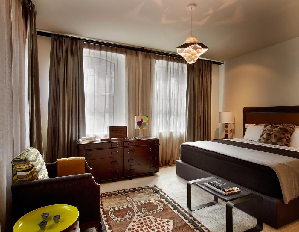 DIRK DENISON ARCHITECTS Tribeca Residence 9