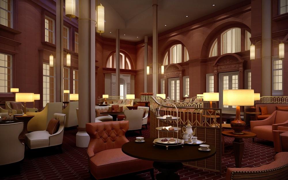 The Caledonian Waldorf Astoria Hotel 5