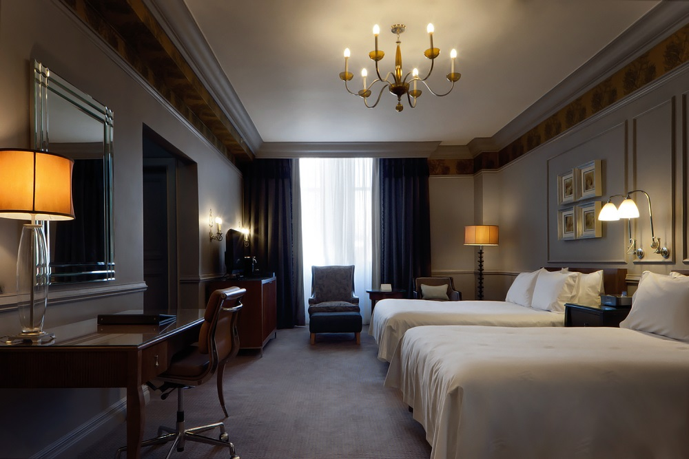 The Caledonian Waldorf Astoria Hotel 10