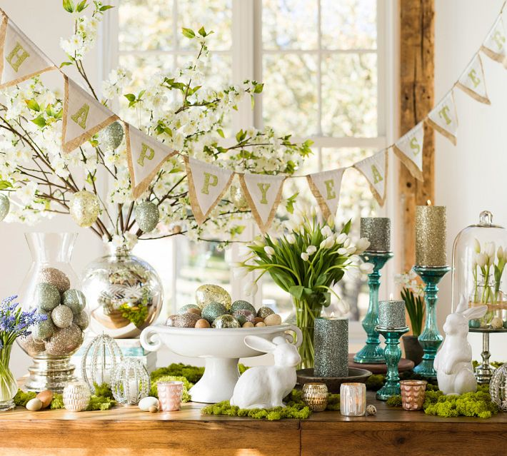 Pottery Barn Easter Home Decor 2
