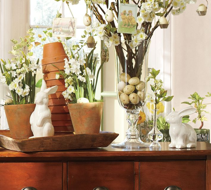 Pottery Barn Easter Home Decor 6