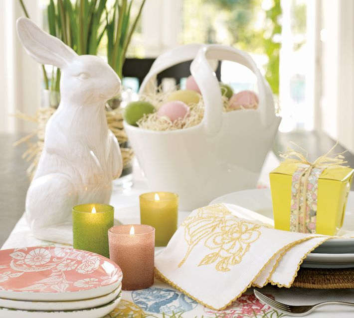 Pottery Barn Easter Home Decor 7