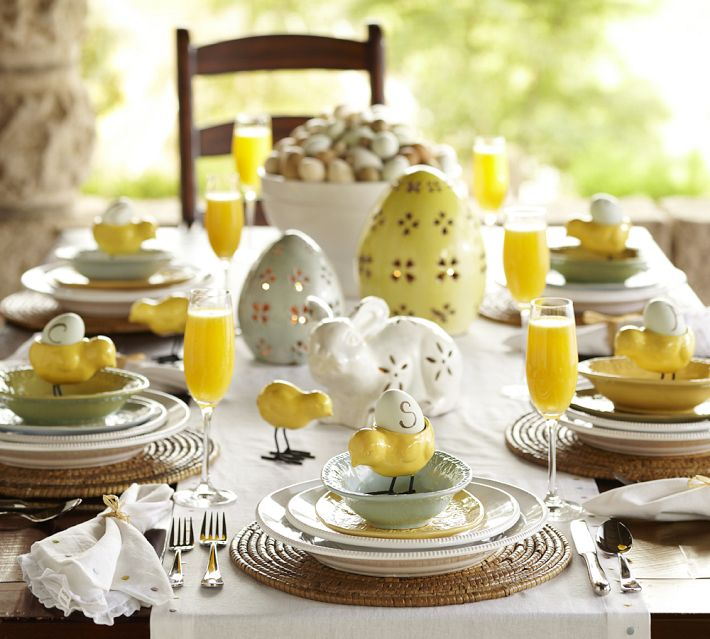 Pottery Barn Easter Home Decor 8