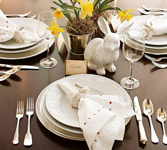 Pottery Barn Easter Home Decor 10