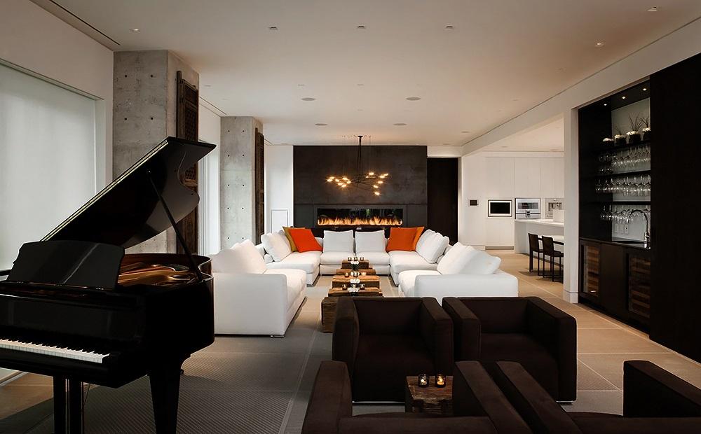 CONTEMPORIST Yorkville Penthouse by Cecconi Simone 2