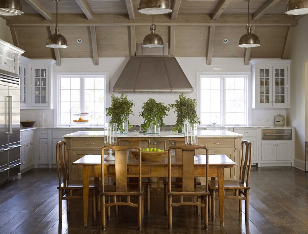 Cultivate Kitchen Designs & Kitchen Inspiration Phoebe and Jim Howard East Hampton 1