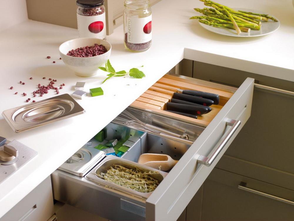 El Mueble La receta infalible para una cocina bien organizada 4