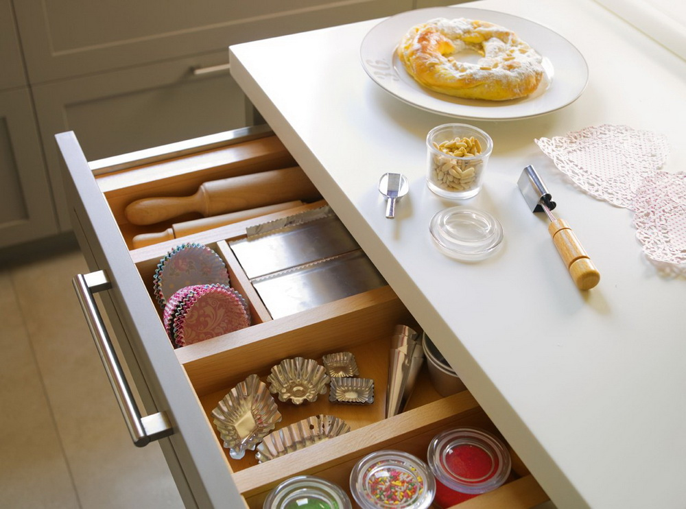 El Mueble La receta infalible para una cocina bien organizada 6