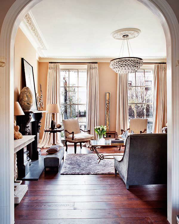 Nuevo Estilo UN PISO VICTORIANO EN NOTTING HILL LONDON SOFT 2