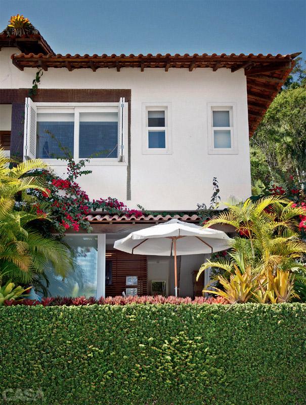 Casa com br Casa com varanda em Parati entre o ceu e o mar 7