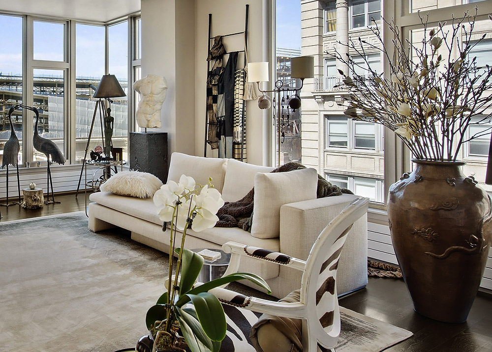 Nest Seekers Full Floor 3Bed2Bath Private Keyed elevator Soho Condominium 1
