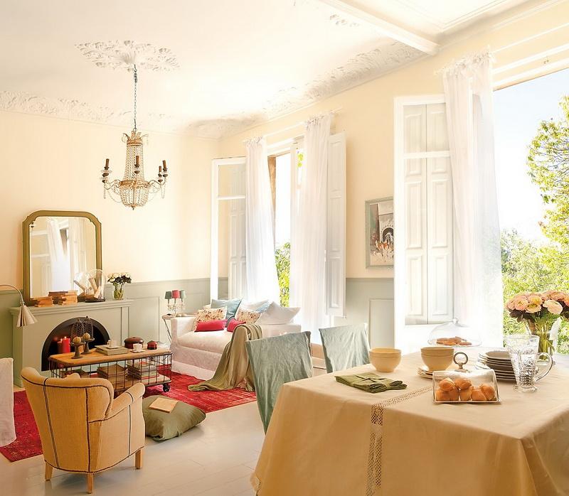 El Mueble Una casa muy femenina para cuatro mujeres 1