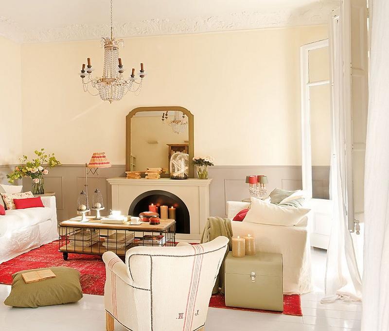 El Mueble Una casa muy femenina para cuatro mujeres 2