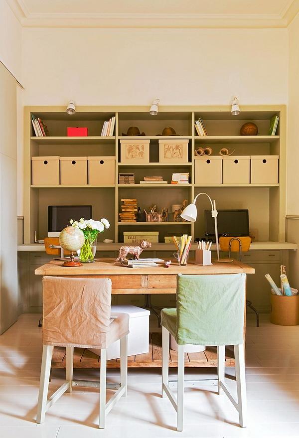 El Mueble Una casa muy femenina para cuatro mujeres 7