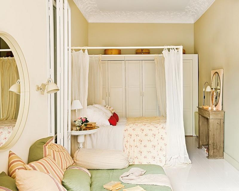 El Mueble Una casa muy femenina para cuatro mujeres 9