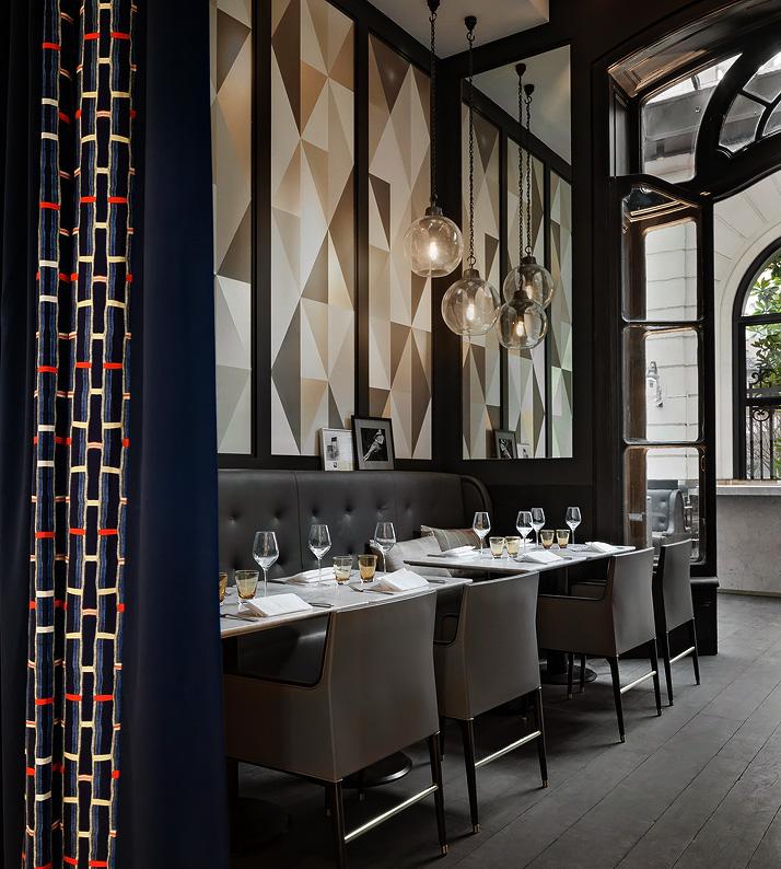 Yatzer Charles Zana Designs The New Cafe Artcurial 5