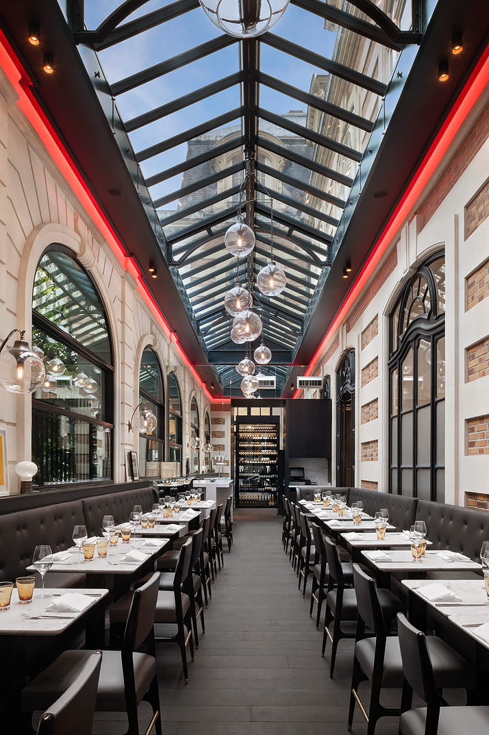 Yatzer Charles Zana Designs The New Cafe Artcurial 6