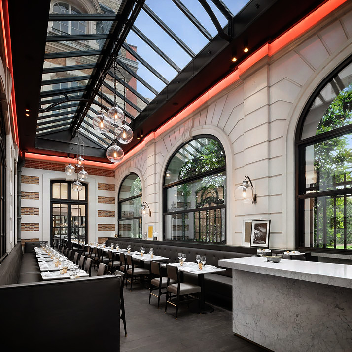 Yatzer Charles Zana Designs The New Cafe Artcurial 8