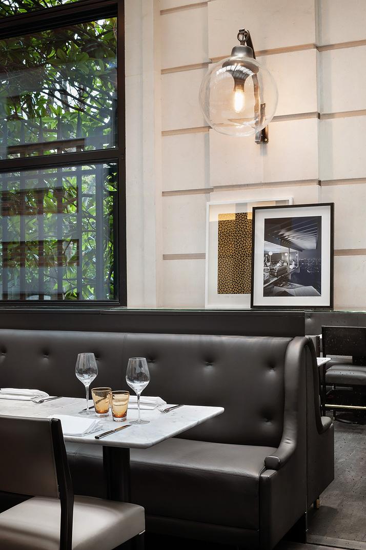 Yatzer Charles Zana Designs The New Cafe Artcurial 9