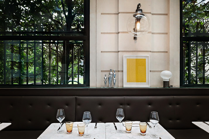 Yatzer Charles Zana Designs The New Cafe Artcurial 10