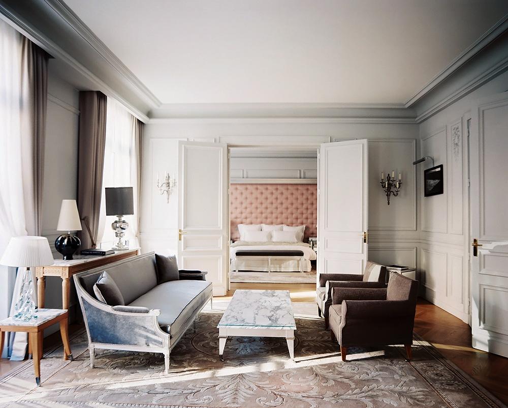 Le Royal Monceau Hotel 3