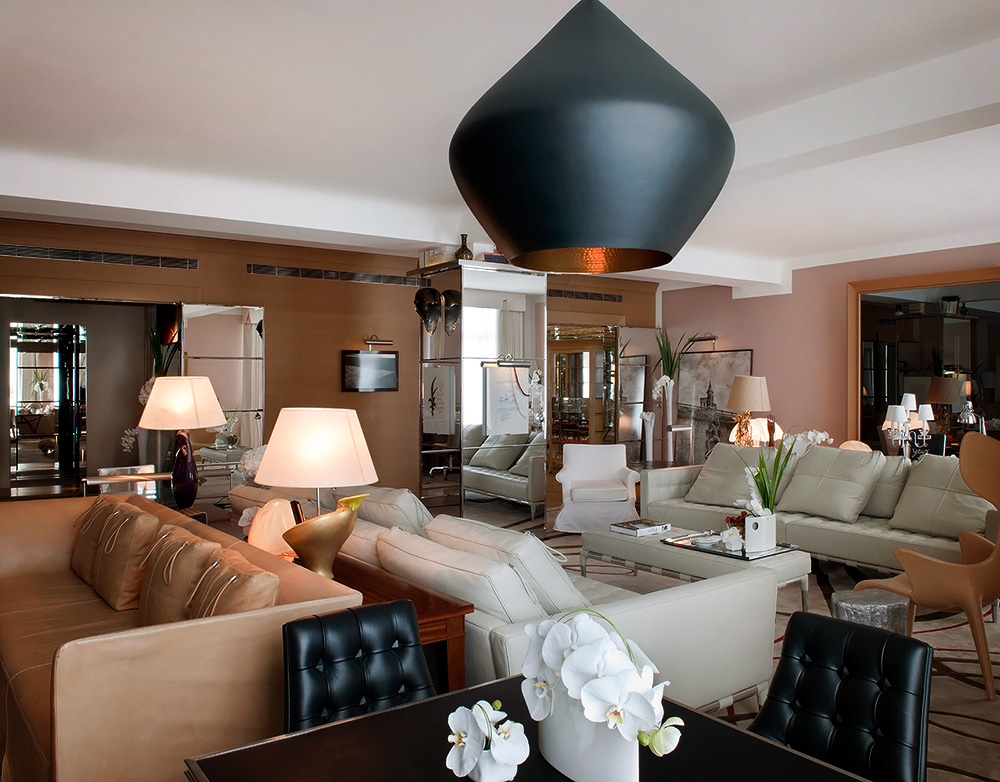 Le Royal Monceau Hotel 8