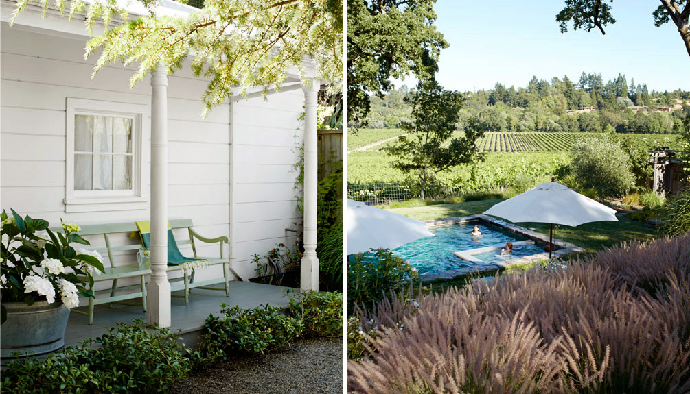 Country Living Northern California Farmhouse and Garden Tour 4