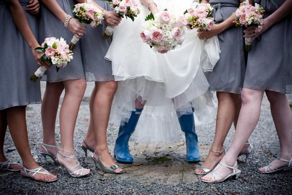 bride-blue-gumboots