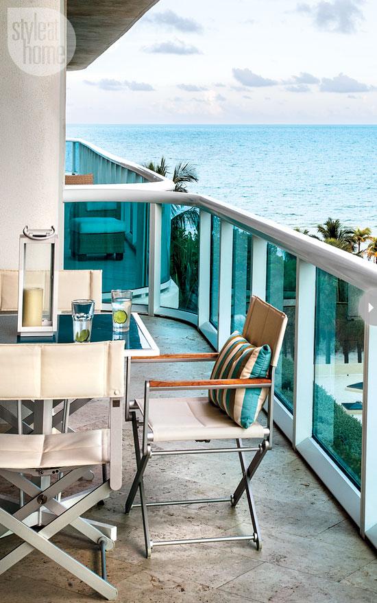 Style At Home Fresh Miami condo 11