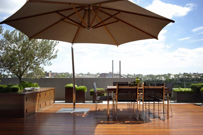 Secret Gardens of Sydney Rooftop Garden Glebe 1