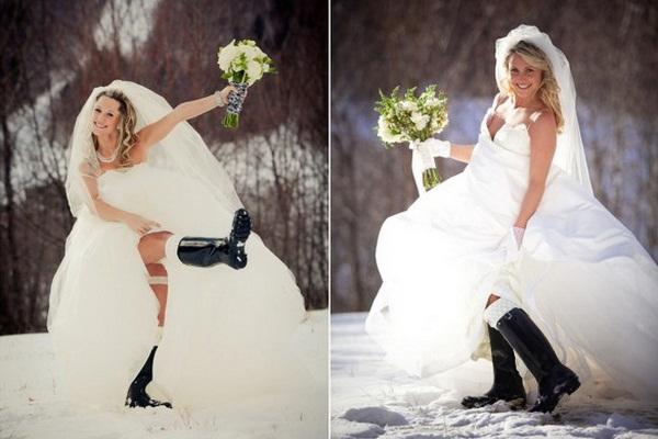 winter-bride-wellington-boots