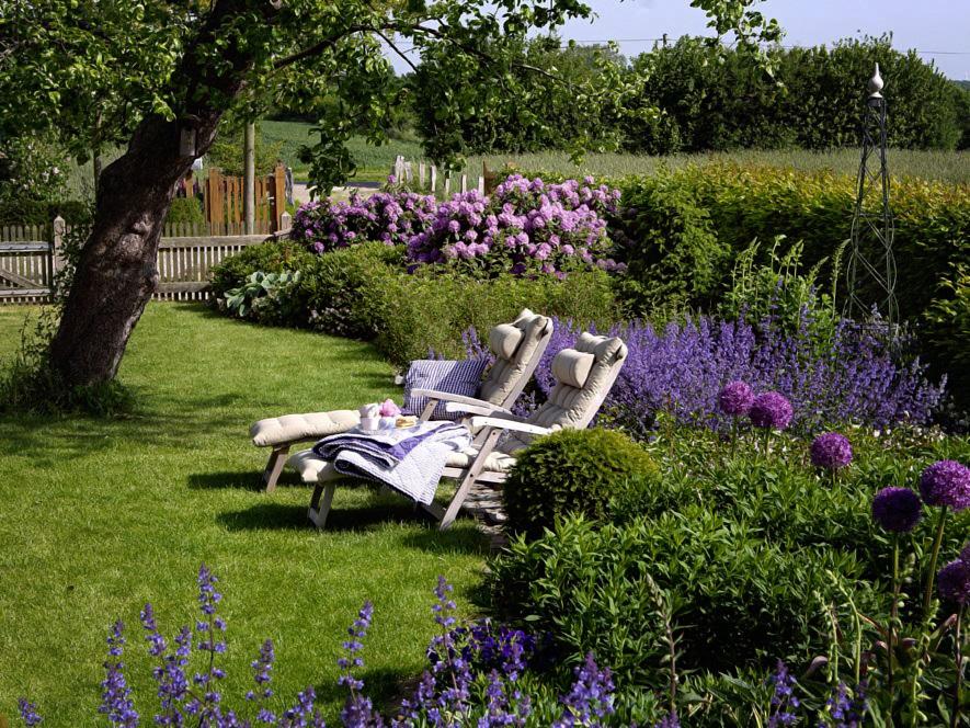 Der perfekte Garten Zuhause Wohnen 3