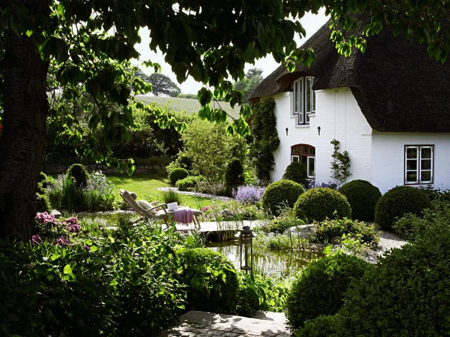 Der perfekte Garten Zuhause Wohnen 6