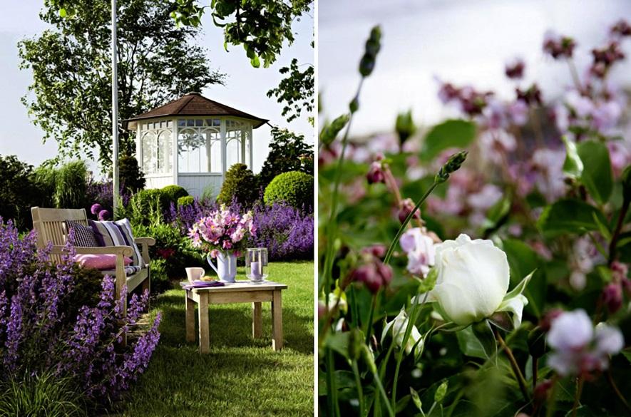 Der perfekte Garten Zuhause Wohnen 8