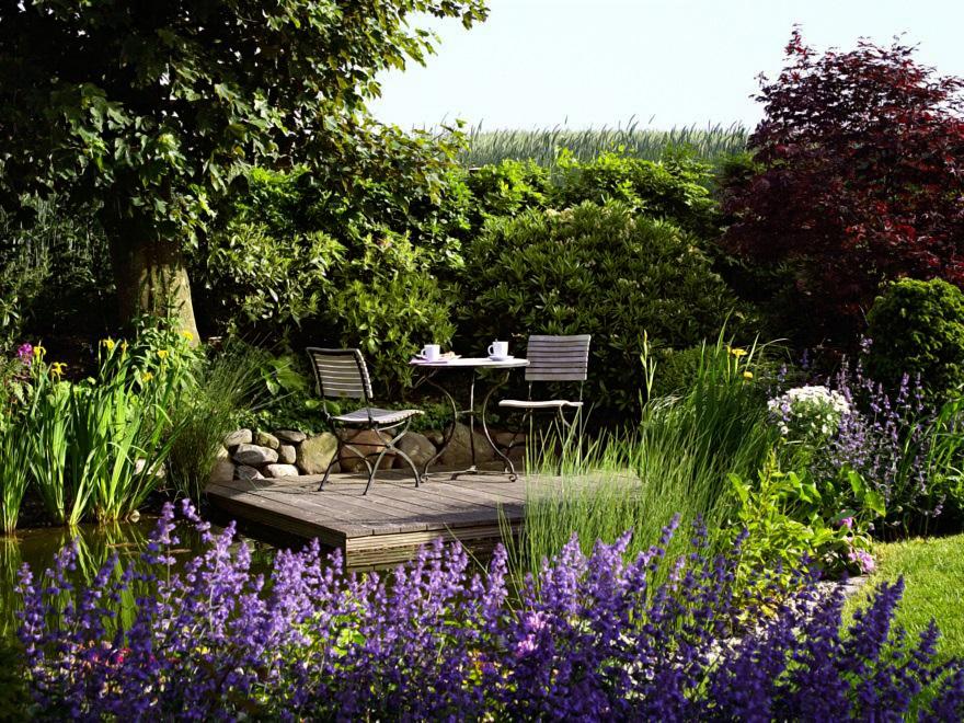 Der perfekte Garten Zuhause Wohnen 9